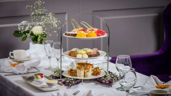 Afternoon Tea at Rochestown Park Hotel